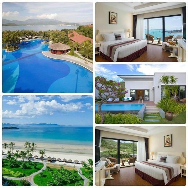Toàn cảnh Vinpearl Resort & Spa Nha Trang Bay, resort đẹp nhất ở Nha Trang