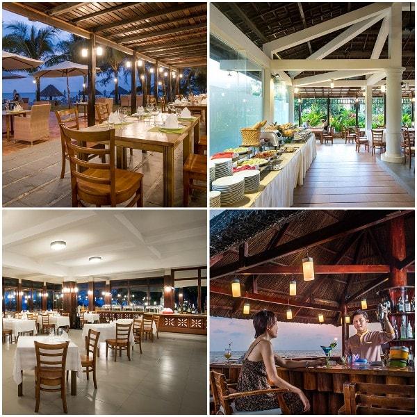 Review Eden Resort Phú Quốc về nhà hàng, ăn uống. Có nên ở Eden Resort Phú Quốc hay không?