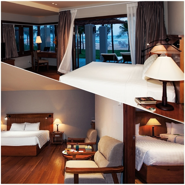Review các loại phòng ở Eden Resort Phú Quốc. Eden Resort Phú Quốc có tốt không?