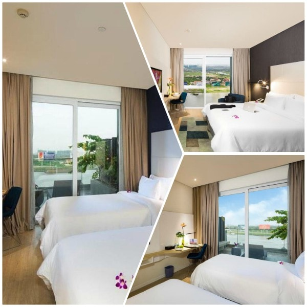 Review, đánh giá khách sạn Liberty Central Saigon Riverside