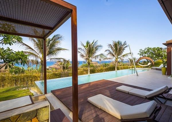 Review Fusion Resort Cam Ranh Nha Trang, Pool Villa 2 phòng ngủ