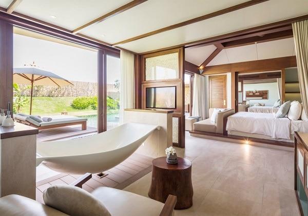 Review Fusion Resort Cam Ranh, Pool Villa 1 phòng ngủ