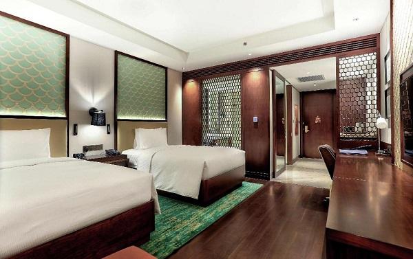 Review khách sạn Hilton Đà Nẵng: Hạng phòng Guest Room tại khách sạn Hilton Đà Nẵng
