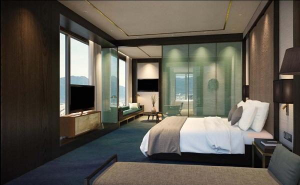 Review khách sạn Hilton Đà Nẵng: Hạng phòng Suites tại khách sạn Hilton Đà Nẵng