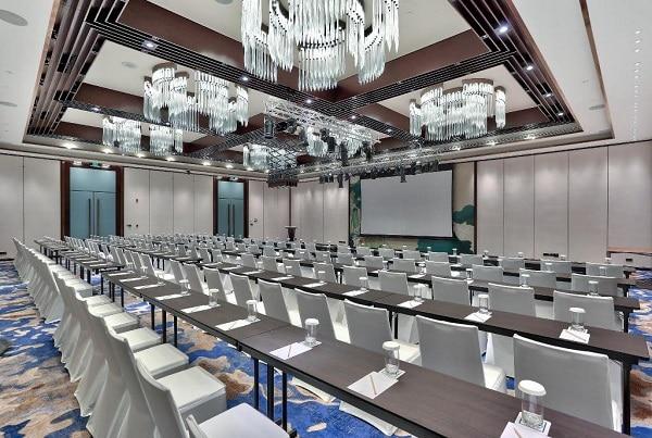 Review khách sạn Hilton Đà Nẵng: Hội trường đẳng cấp 5 sao quốc tế của khách sạn Hilton Đà Nẵng