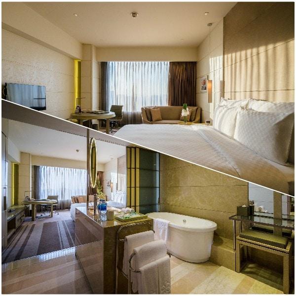 Review khách sạn Nikko Hotel Saigon. Có nên ở khách sạn Nikko Sài Gòn hay không? Phòng Deluxe Premium