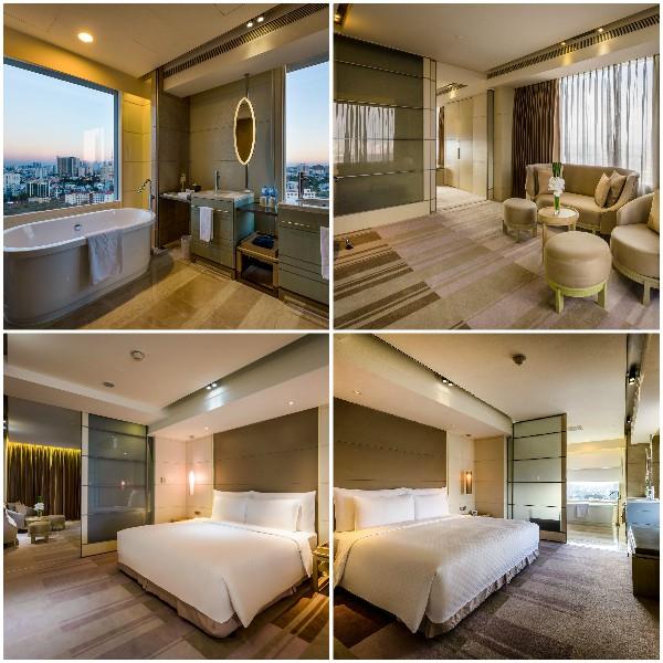 Review khách sạn Nikko Hotel Saigon. Khách sạn Nikko Hotel Sài Gòn có tốt không? Phòng Nikko Executive Suite