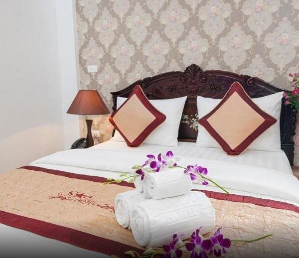 Thuê khách sạn ở Hà Nội. Review khách sạn Sao Hotel Hà Nội