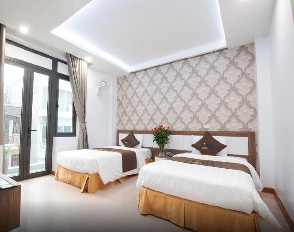 Review khách sạn Sao Hotel Hà Nội. Khách sạn giá rẻ ở hà Nội