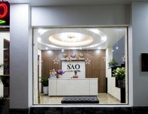 Review khách sạn Sao Hotel Hà Nội. Khách sạn giá tốt ở Hà Nội