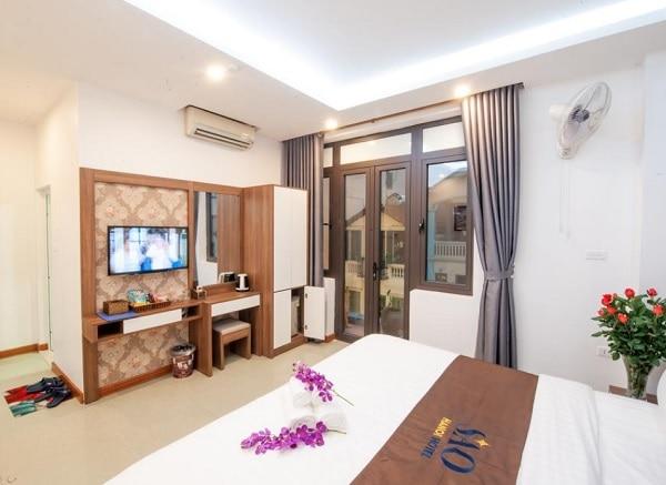 Khách sạn giá rẻ ở Hà Nội. Review khách sạn Sao Hotel Hà Nội
