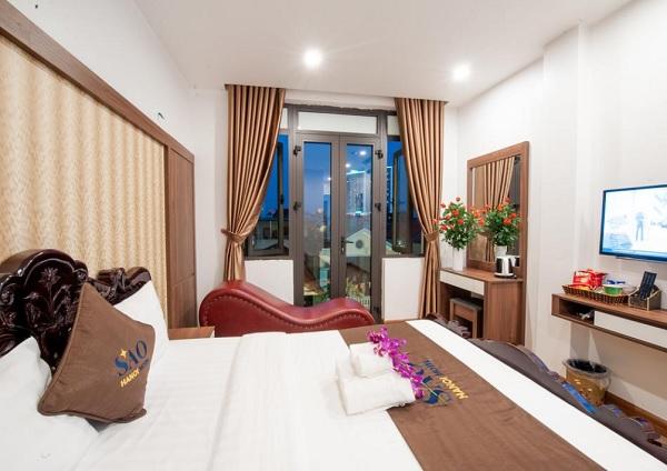 Du lịch Hà Nội nên ở đâu? Review khách sạn Sao Hotel Hà Nội