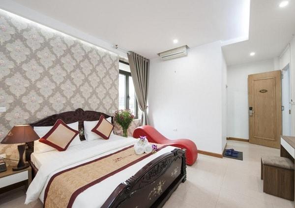 Review khách sạn Sao Hotel Hà Nội. Khách sạn giá rẻ ở Hà Nội.