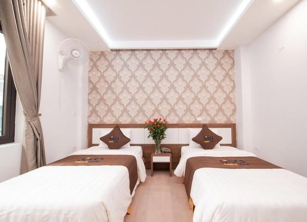 Review khách sạn Sao Hotel Hà Nội. Khách sạn giá rẻ gần trung tâm thành phố Hà Nội
