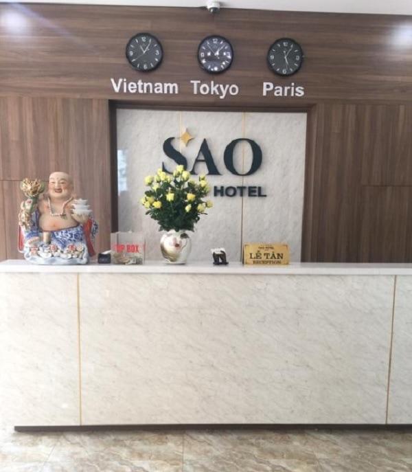 Review khách sạn Sao Hotel Hà Nội. Đánh giá chi tiết khách sạn Sao Hotel Hà Nội