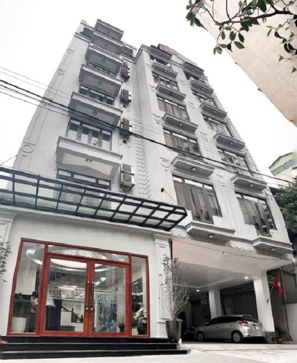 Review khách sạn Sao Hotel Hà Nội. Du lịch Hà nội nên ở đâu? Khách sạn Sao Hotel