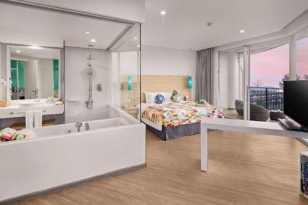 Review khu nghỉ dưỡng Sol Beach House Phú Quốc: Hạng phòng Xtra Beach House Junior Suite