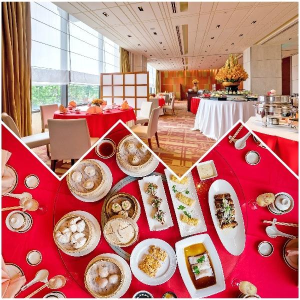Review nhà hàng, ăn uống ở khách sạn Nikko Sài Gòn. Nhà hàng Ming Court