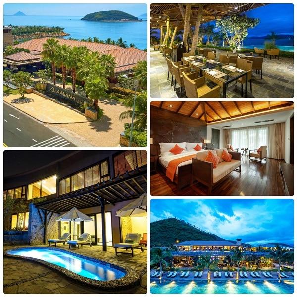 Top resort ở Nha Trang sang chảnh, hiện đại nhất, Amiana Resort and Villas resort Nha Trang