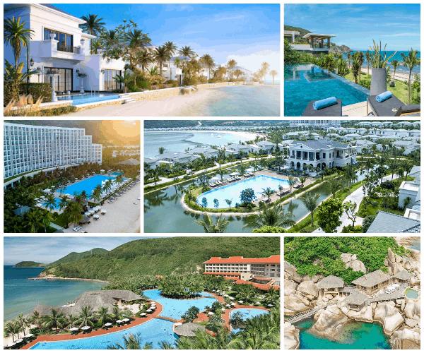 Top resort đẹp, sang chảnh nhất ở Nha Trang