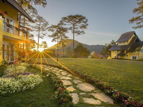 Review Bình An village Đà Lạt resort