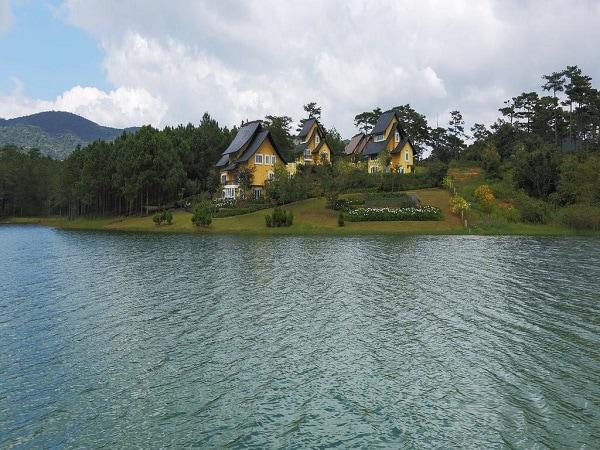 Giới thiệu tổng quan về Bình An village Đà Lạt resort