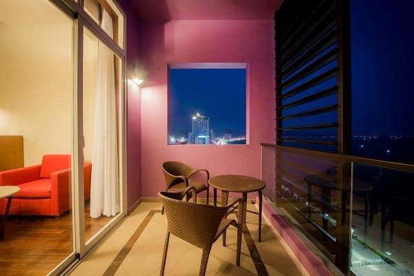 Khách sạn Novotel Nha Trang review