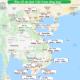 Bản đồ du lịch Việt Nam tổng hợp chi tiết. Bản đồ các địa điểm du lịch nổi tiếng ở Việt Nam