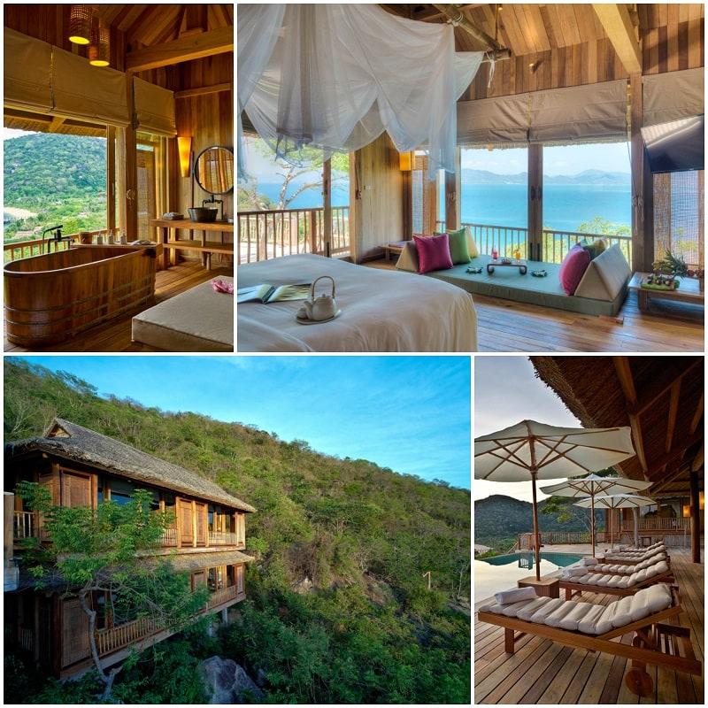 Đánh giá Six Sences Ninh Vân Bay Resort: Hill Top Reserve - Siêu Villa với 3 phòng ngủ vô cùng rộng rãi