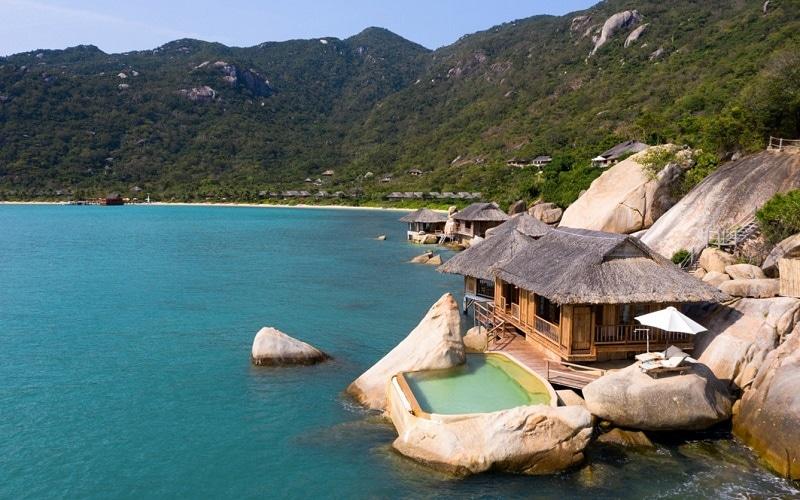 Đánh giá Six Sences Ninh Vân Bay Resort: Water Pool Villa - Villa trên mặt nước