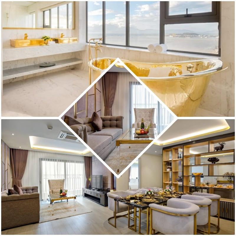 Đánh giá tổng quát khách sạn Đà Nẵng Golden Bay