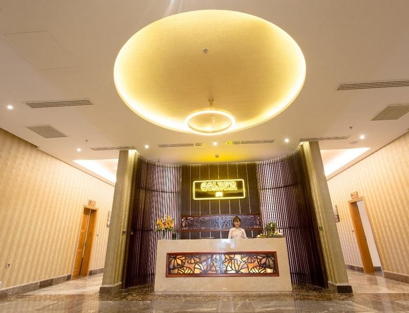 Dịch vụ, tiện ích nghỉ dưỡng tại khách sạn Golden Bay Đà Nẵng. Golden Luxury Spa