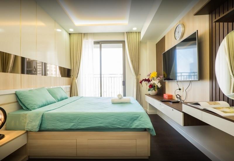 Review khách sạn June Home RiverGate Sài Gòn. Khách sạn tốt ở Sài Gòn