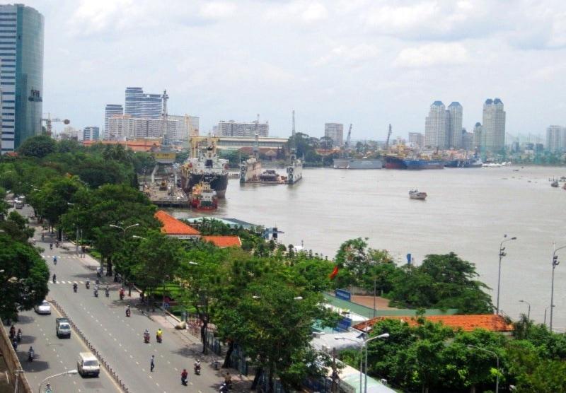 Review khách sạn June Home RiverGate Sài Gòn. Khách sạn giá tốt ở Sài Gòn