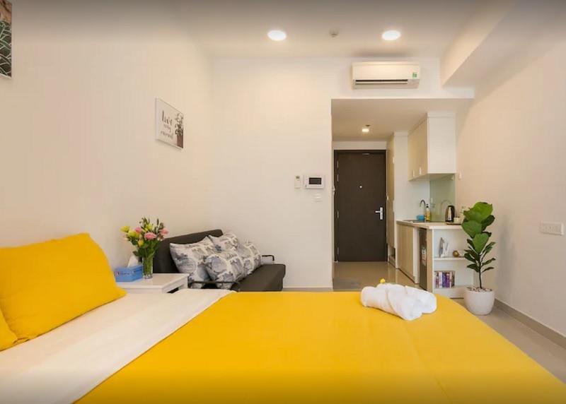 Review khách sạn June Home RiverGate Sài Gòn. Đánh giá chi tiết khách sạn June Home RiverGate Sài Gòn