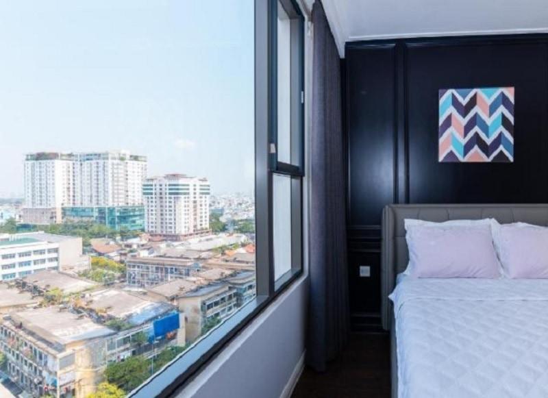 Review khách sạn June Home RiverGate Sài Gòn. Đánh giá khách sạn June Home RiverGate