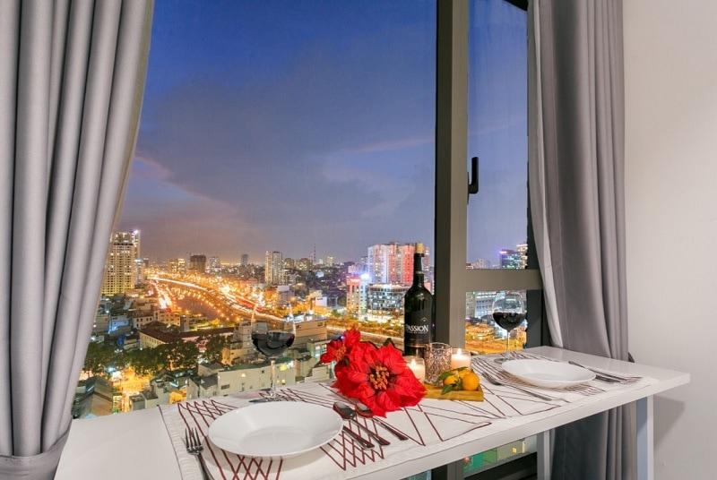 Review khách sạn June Home RiverGate Sài Gòn. Có nên ở khách sạn June Home RiverGate không?