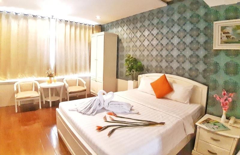 Khách sạn Platinum Hotel Sài Gòn có tốt không? Khách sạn tốt ở Sài Gòn
