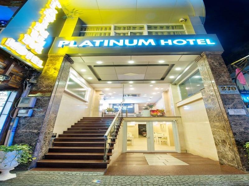 Khách sạn Platinum Hotel Sài Gòn có tốt không? Khách sạn giá rẻ ở Sài Gòn