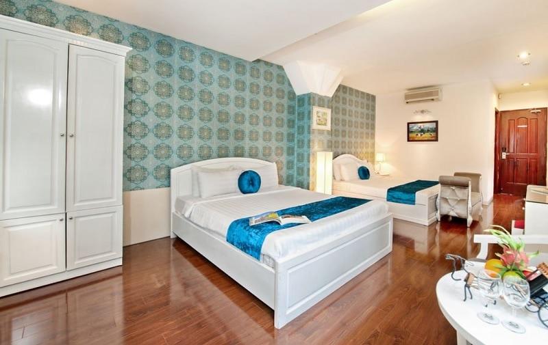 Khách sạn Platinum Hotel Sài Gòn có tốt không? Khách sạn giá rẻ ở Thành phố Hồ Chí Minh