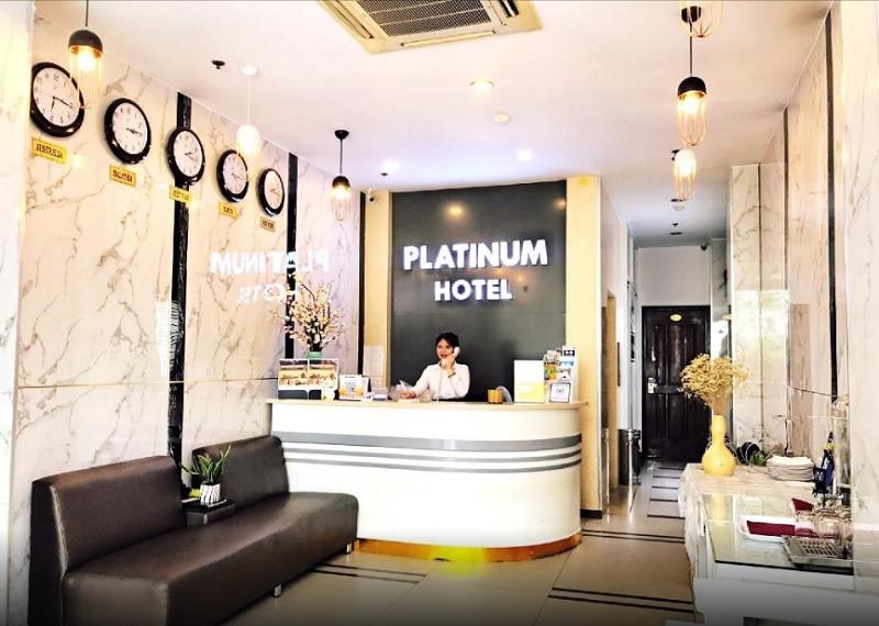 Khách sạn Platinum Hotel Sài Gòn có tốt không? Du lịch Sài Gòn nên ở đâu?