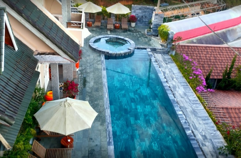Khách sạn Zen Valley Dalat Resort. Khách sạn 5 sao ở Đà Lạt