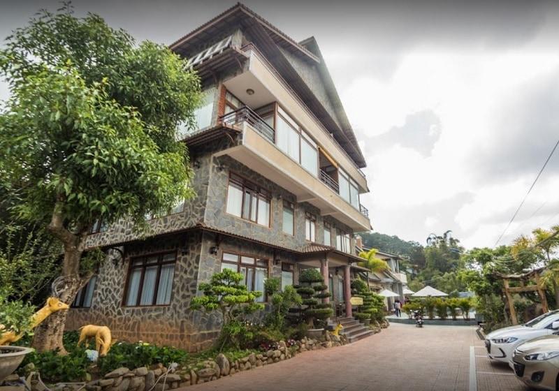 Khách sạn Zen Valley Dalat Resort. Review khách sạn Zen Valley Dalat Resort