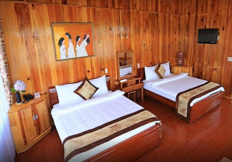 Khách sạn Zen Valley Dalat Resort. Du lịch Đà Lạt nên ở đâu?