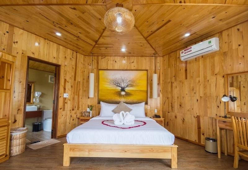 Khách sạn Zen Valley Dalat Resort. Thuê khách sạn gần ga Đà Lạt
