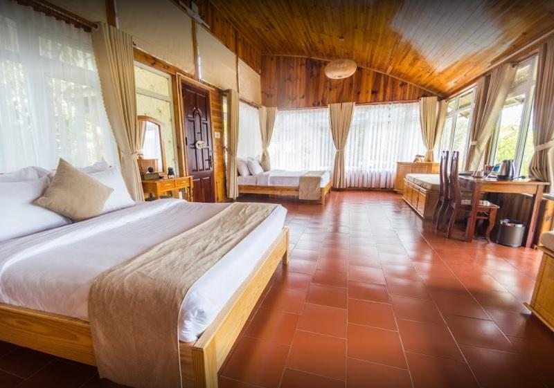 Khách sạn Zen Valley Dalat Resort. Nên thuê khách sạn nào ở Đà Lạt?