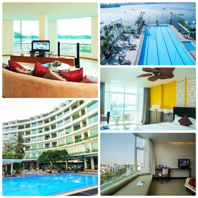 Khách sạn gần Hồ Tây view đẹp, The Hanoi Club Hotel & Lake Palais Residences