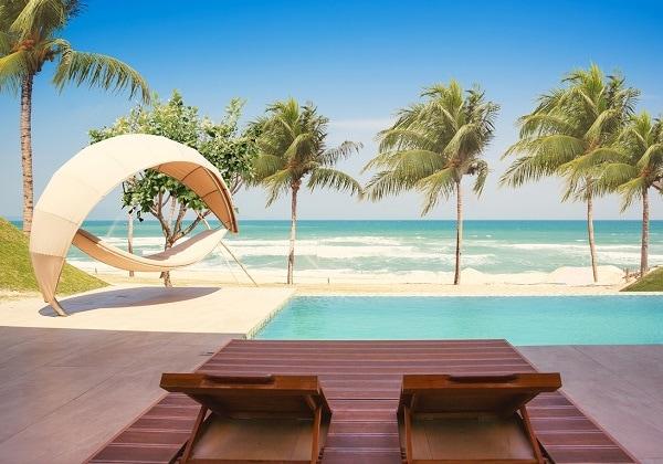 Review Fusion Resort Cam Ranh , view của Fusion Resort Nha Trang