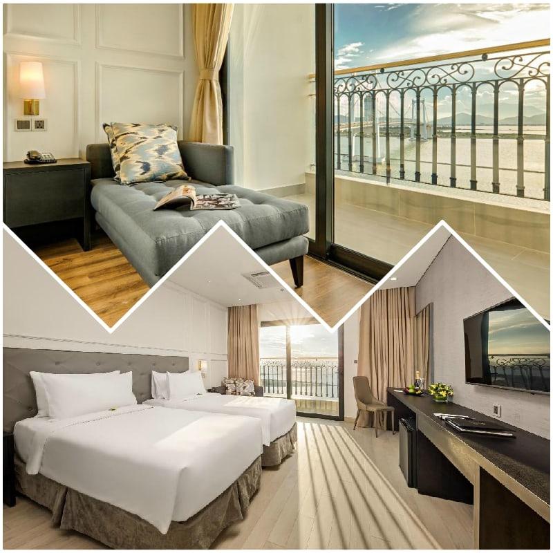 Review các loại phòng của khách sạn Đà Nẵng Golden Bay