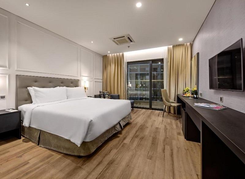 Review khách sạn Golden Bay Đà Nẵng. Phòng Superior